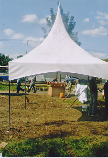 TENTS & About Us - HI-TECH TENT MAKERS : Specializes in providing tents ...